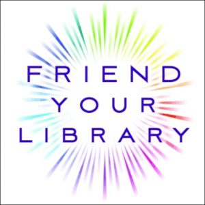 Friend your library text