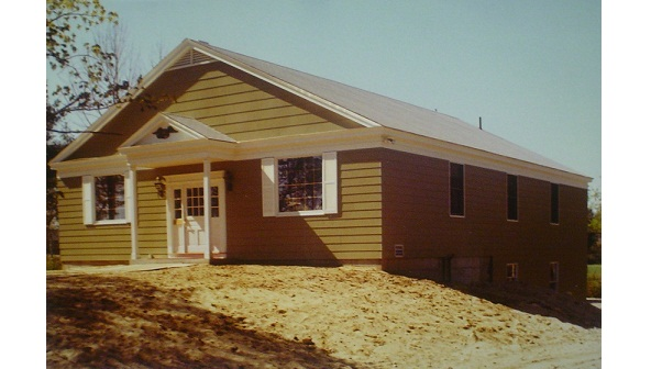 Windham Public Library (picture 1971)