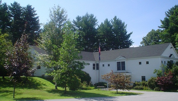 Windham Public Library (picture 2012)