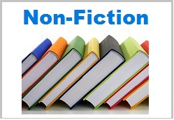 books and the word non-fiction