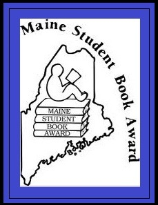 Maine student book award logo