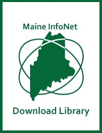 Maine Infonet Download Library icon