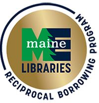 Maine Reciprocal Borrowing logo