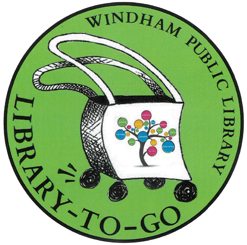 Library To Go Logo